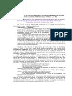 TRAMITACIÓN DE LOS INCIDENTES Y EXCEPCIONES. VD. 304.19.doc