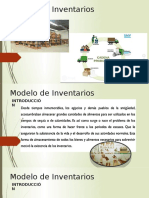 Presentacion Modelo de Inventarios EOQ