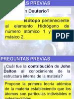 PPT 2°CICLO estructura ATOMO