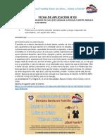FICHA DE APLICACIÒN Nº03