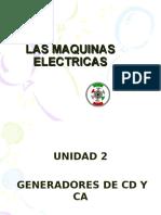 UNIDAD 2 GENERADORES DE CD Y CA  enfoque aeronautico