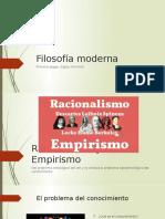 Filosofía-moderna