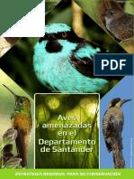 Aves amenazadas en el departamento de Santander (1).pdf