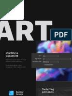 Affinity Designer Start Guide