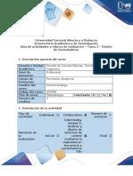 Guía de actividades y rúbrica de evaluación - Tarea 3 - Diseño de controladores (1)