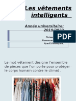 Les vêtements intelligents.pptx