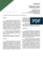 Relatório de Projeto_Equipe IFPI Baja SAE_Antares_2015.docx