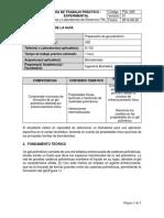 FGL 029 Preparación de gel polimérico