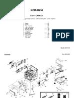 MANUAL DE PARTES 501-601