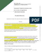 1. Shorrocks, Rosalind. A Feminist Generation Cohort Change in Gender Role Attitudes and the SecondWave Feminist Movement.en.es.pdf