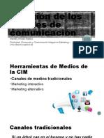 Elección de los canales de comunicación