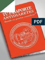 Pasaporte antidiabetes