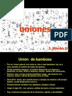 NUDOS Y UNIONES DEL BAMBU