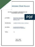 TALLER DE COMPETENCIA (trabajo grupal)