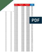 Comp. 40 -38-54 Compras Inventarios OCTUBRE