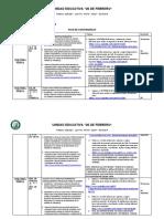 Plan de Contingencia Para Bachillerato 8VA. SEMANA