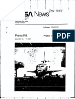 Space Shuttle Roll Out Press Kit