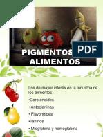PIGMENTOS CLASE  2015