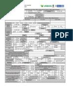 Anexo 7. Formato de Matricula de participantes