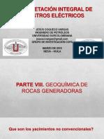 7. Geoquimica de rocas generadoras