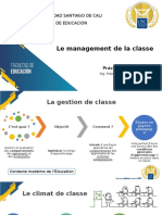2. Le management de la classe