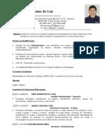 Currículo Vinicius - 2019