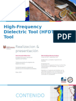 High-Frequency Dielectric Tool (HFDT™) Tool