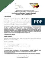 SEGUNDA REUNION NACIONAL DE COMISIONES MP