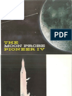 The Moon Probe Pioneer IV