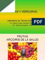 FRUTAS Y VERDURAS II