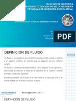 Fundamentos de  estática y mecánica de fluidos