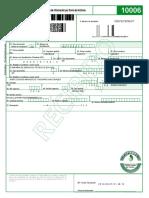 1006(V-8) - Impuesto a las ventas por pagar-Generado
