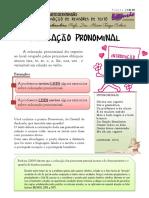 Colocação Pronominal - Formação de Revisores de Texto
