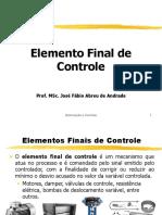 Aula_03_Elemento Final de Controle