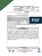 Determinación Participativa de una Estrategia de Adaptación al Cambio Climático en el Sector Productivo Agrícola, en la Vereda Llano Suarez, Municipio de Abrego; Norte de Santander
