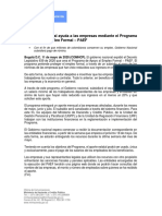 Boletiìn No. 022_MINHACIENDA_Programa Apoyo Empleo Formal_11may2020