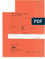 The Voyager Uranus Travel Guide