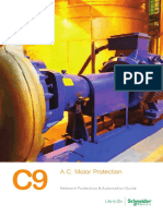 C9  A.C. Motor Protection