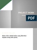 1. PROJECT WORK   WILUYO