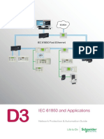 D3  IEC 61850 and Applications