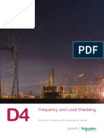 D4  Frequency and Load Shedding