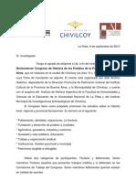 Decimotercer Congreso Historia de Los Pueblos