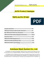 Tepo Auto Tp 901 Proposal