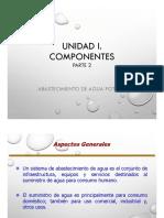 PPT Parte 2 Componentes de Sistema de Agua Potable.pdf