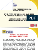 S.V.E. PARA EXPOSICION A QUIMICOS Y CONTROL DE RIESGO BIOLOGICO..pptx