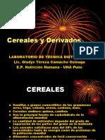 CEREALES DERIVADOS
