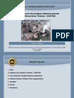 Binaların Deprem Güvenliğinin Belirlenmesinde İÜ Yöntemi - DURTES
