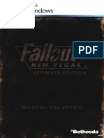 Fallout New Vegas Ultimate Edition - Manual del Juego