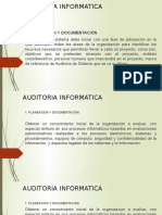 METODOLOGIA PARA AUDITORIA INFORMATICA