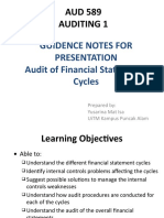 Topic 4 - GUIDANCE - Audit of Financial Statement Cycles.pptx